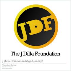 J Dilla Foundation Logo Concept #1