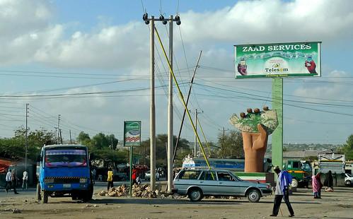 Hargeysa (Somaliland/Somalia) - Somaliland Monument