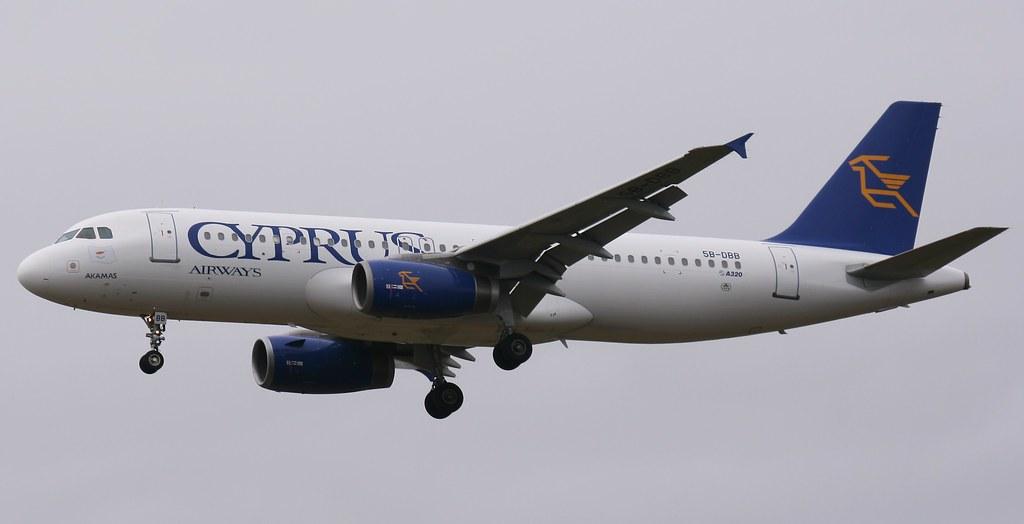 Cyprus Airways Airbus A320