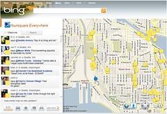 Bing Adds Foursquare Data to Maps (by shinyai)
