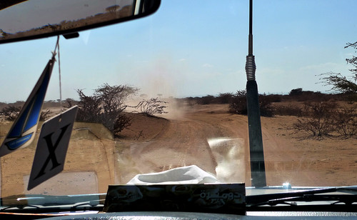 Between Kalabaydh and Tog Wajaale (Somaliland/Somalia) - Road conditions