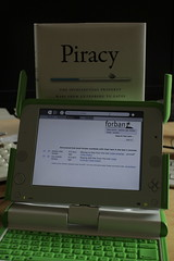 Forban running on OLPC - XO-1