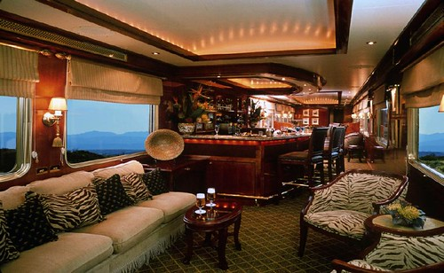 Blue Train (South Africa) - Lounge