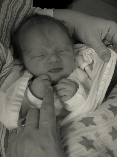 Beth's baby Eli