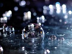 Bubble Bokeh (John Petrick) Tags: bokeh sb600 bubbles 50mm14 bubble d90 stealyourface bokah hbw bokehballs nikonbokeh bokehcircles bokehdots nikond90 concordians happybokehwednesday bubblebokeh d90bokeh 50mm14bokeh