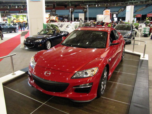 Mazda at Vancouver International Auto Show