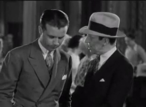 Gold Diggers of 1933 - Dick Powell drape 04
