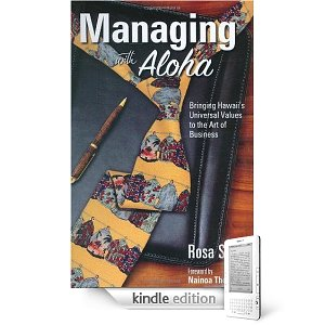 Managing with Aloha now on Kindle!