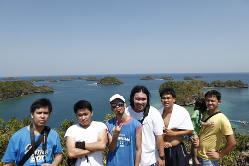 Hundred Islands: Bags