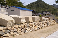 大阪城残石記念公園 #8