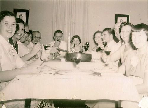 Passover 1953 by mhaithaca