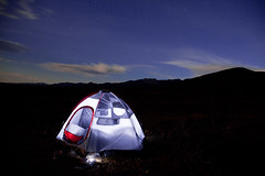 By the Light of the Silvery Moon (Kathy~) Tags: camping light camp vacation night march tent hero winner getty deathvalley challenge kanchenjunga gamewinner friendlychallenges gamex2winner herowinner ultraherowinner thepinnaclehof kanchenjungachallengewinner californiadeathvalleymarchwildflowers tphofweek162 tentintwilight