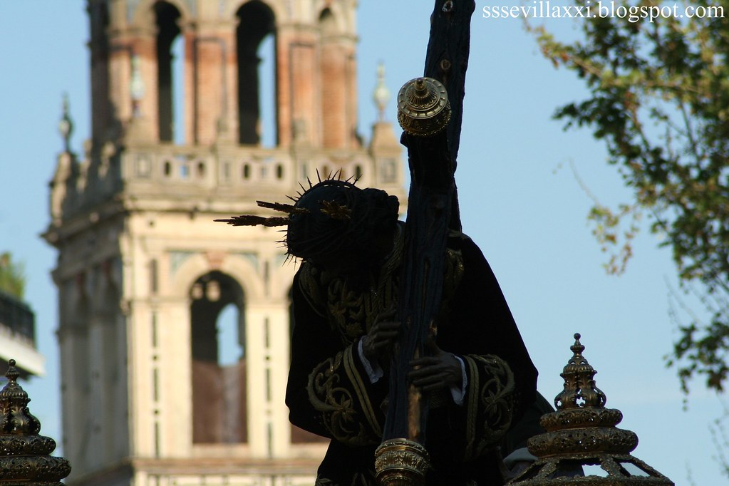 Nuestro Padre Jesús de las Penas. Domingo de Ramos, 2010