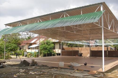 Hall a'la Ayam Goreng Fatmawati Banda Aceh