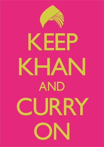 Keep Khan and Curry On