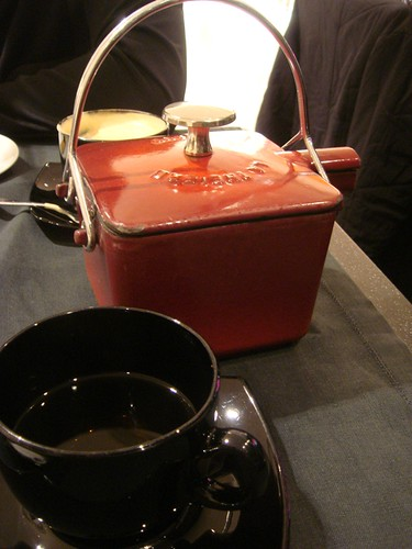 Caramel tea@Robuchon de Salon de The HK