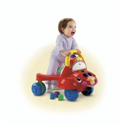 """Fisher Price - Laugh & Learn,""""¢ Stride-to-Ride Learning Walker,""""¢"""