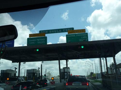 more tolls.