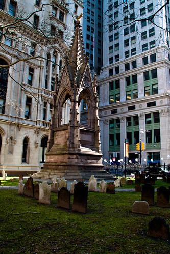 Trinity NY Cemetery