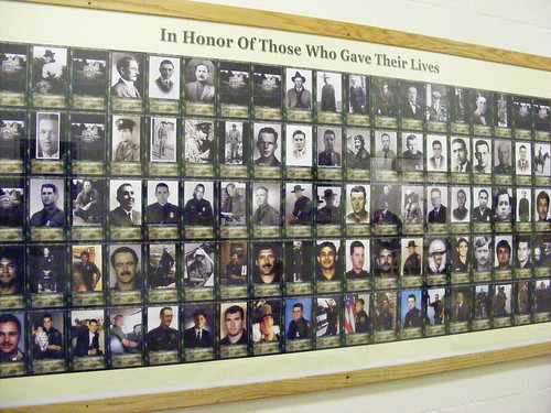 Border Patrol Wall of Honor