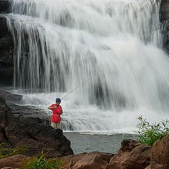 Tad Lao (pearson_251) Tags: travel fishing nikon asia falls waterfalls laos d80 salavan tadlao