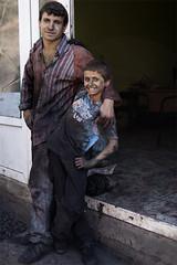 The coalminer (Olivier Timbaud) Tags: boy turkey turquie worker coal miner handsomeman workingchild sirnak oliviertimbaud