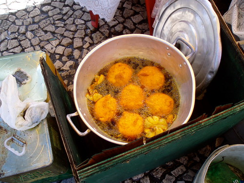 Brazil, Street Food. Photo by Simon Falvo