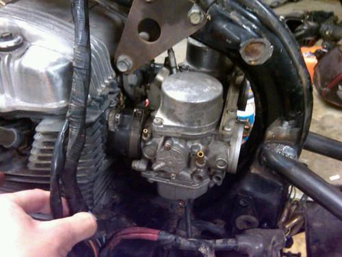 85 cb450 nighthawk carb question evan fell motorcycle worksevan punbb bbcode test