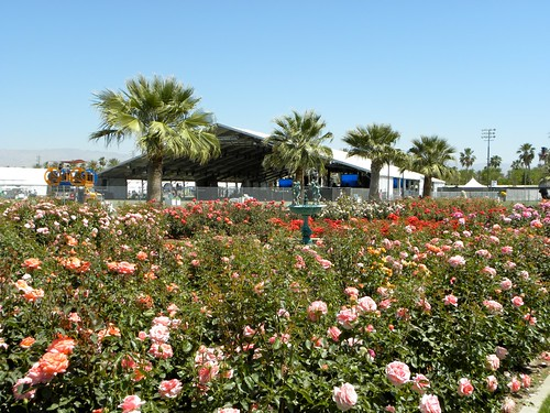 Coachella Rose Garden