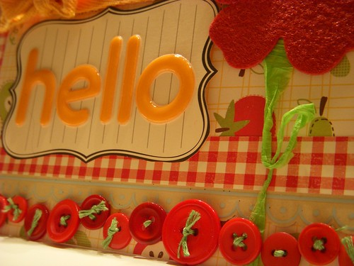 Hello Card Detail
