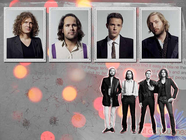 the killers wallpaper. 46# The Killers (WALLPAPER). 1024x768