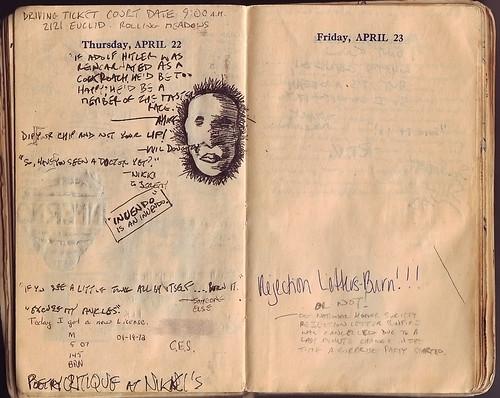 1954: April 22-23