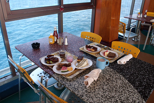 Carnival Spirit - Our Chocolate Buffet Selection, Lido Deck