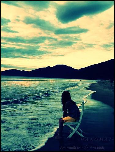 Em muốn ra biển làm KHÓI ( nếu em chết anh có khóc không ) by Ế c h L i i   L ™.