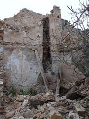 Chemine (adrienblanc) Tags: espaa 1936 spain ruins pueblo battle civilwar ruinas 1939 batalla guerracivil ebre corbera poblevell