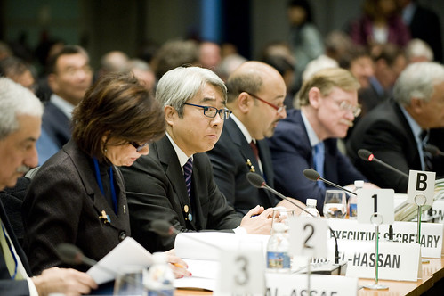 2010 World Bank Group / International Monetary Fund Spring Meetings Development Committee Meeting.