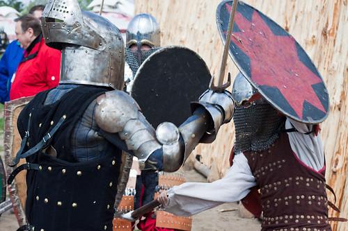 medieval axe