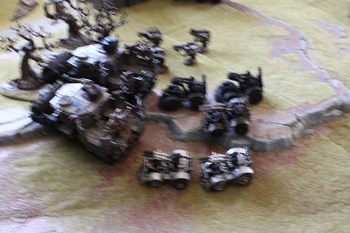 Ork Turn 2b - 5/1