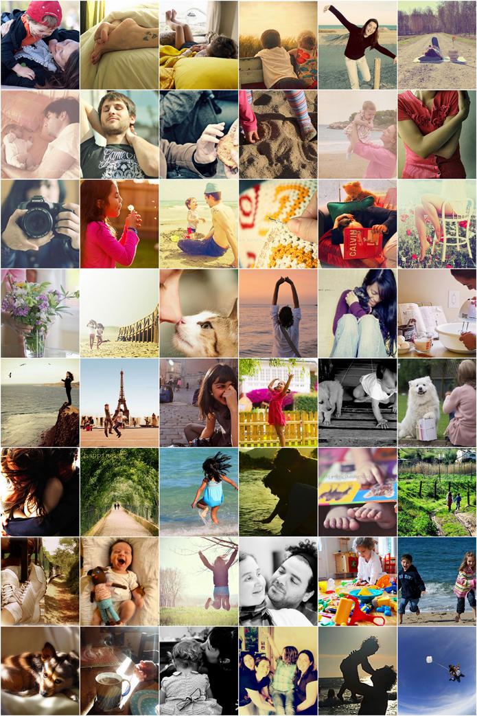 lvm: felicidad