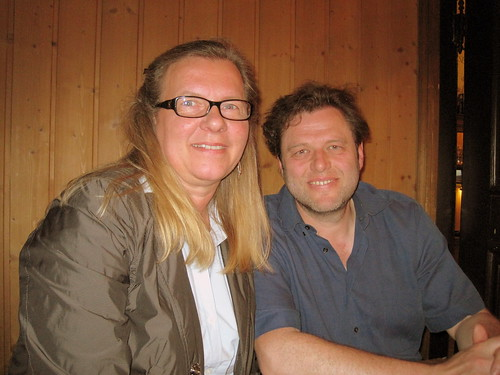 Sabine and Wolfgang