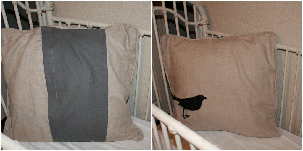 bird pillow