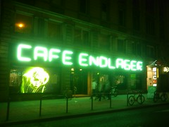 Café Endlager, Stuttgart