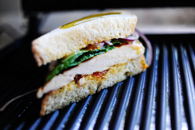 Grilled Chicken Sandwich with Apricot Sauce | The Pioneer Woman Cooks ...