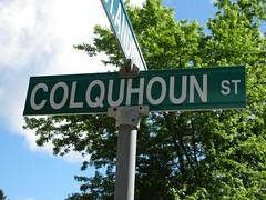 Colquhoun Street