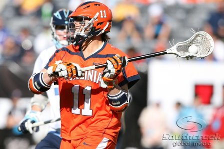 NCAA LACROSSE: Virginia vs North Carolina - Big City Classic