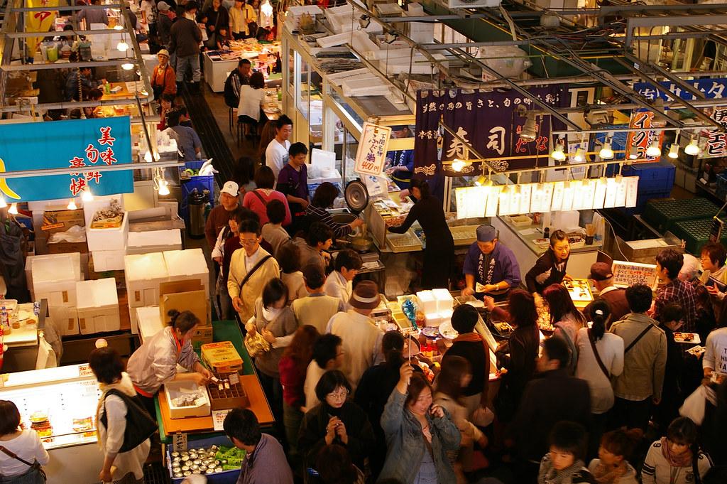 karato market@shimonoseki