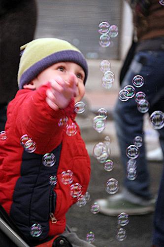 bubble-fest