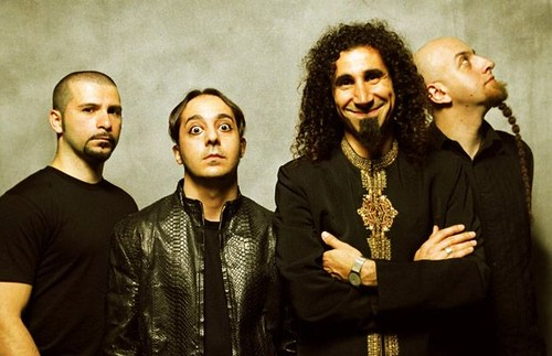 System of a Down: Banda de metal alternativo