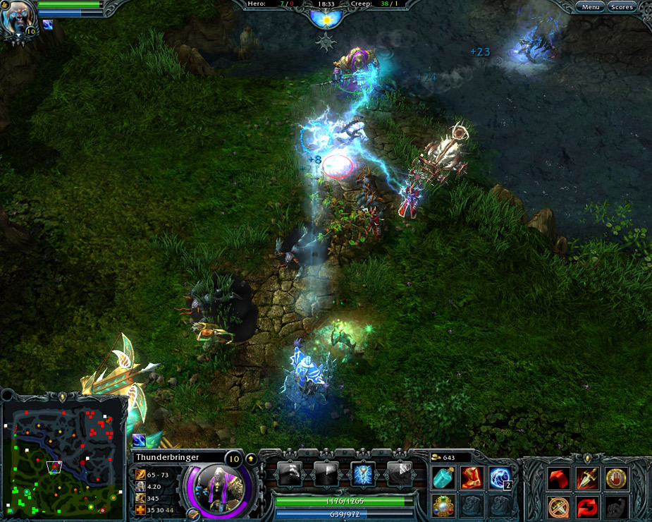 Heroes of newerth matchmaking not working