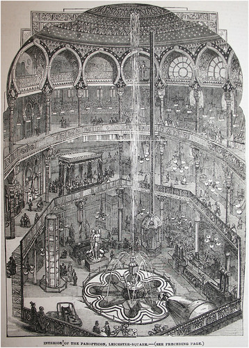 The Panopticon in Leicester Square